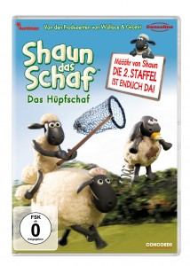 Out now: Shaun das Hüpschaf auf DVD