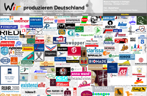 Wir produzieren Deutschland