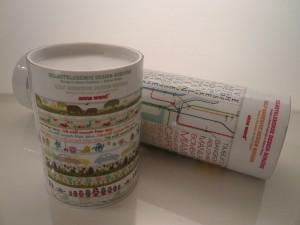 Design in Dosen: Unsere Bordüren-Verpackungen für den Handel.
