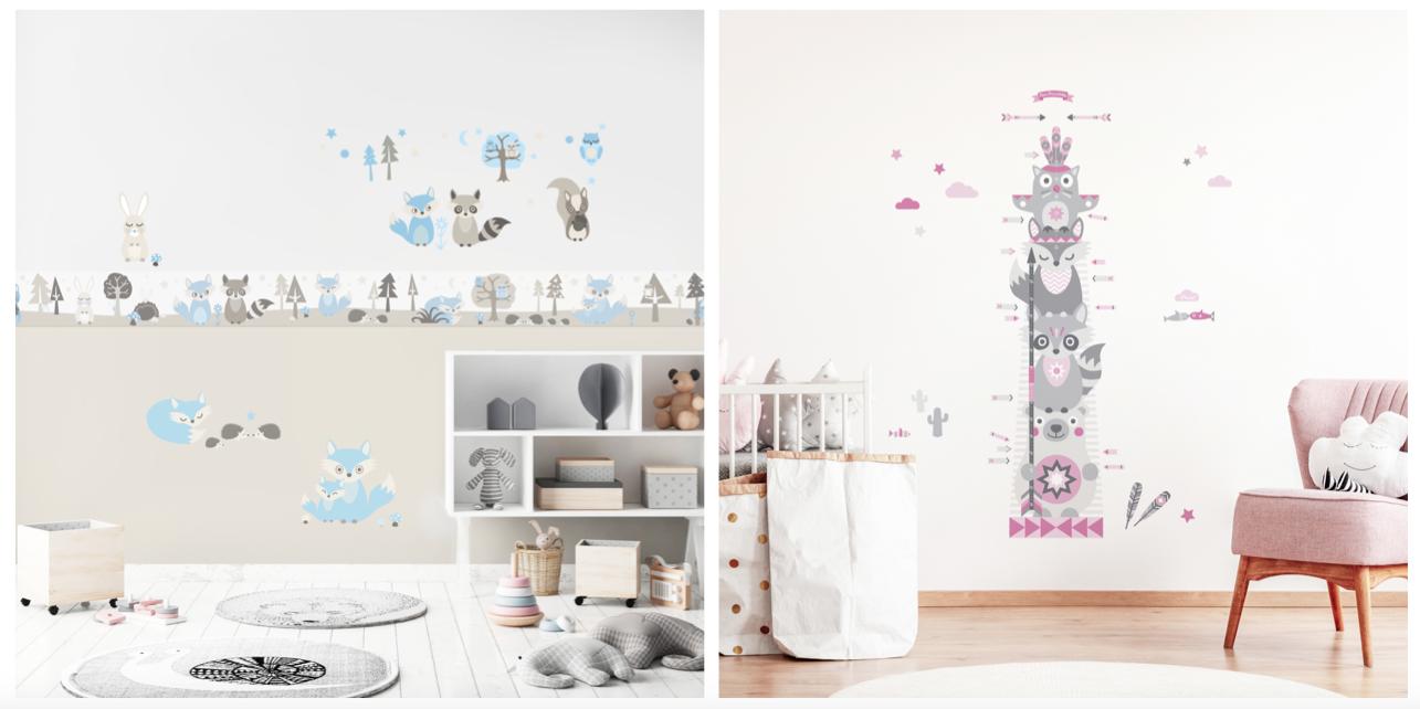 Wandgestaltung Kinderzimmer | anna wand® design