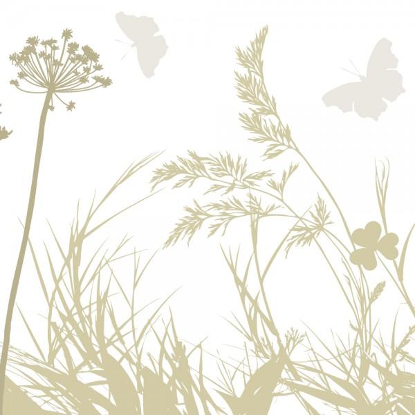 Bordüre Mountain Meadow Natur
