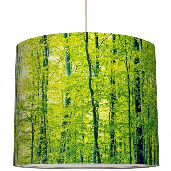 """anna wand Deckenlampe, Hängelampe """"Wald"""" - Grün"""