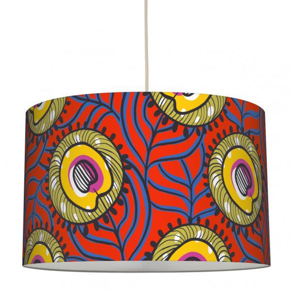 anna wan lampe leuchte hängelampe lampenschirm afrikanisch afrika wohnzimmer schlafzimmer küche flur design