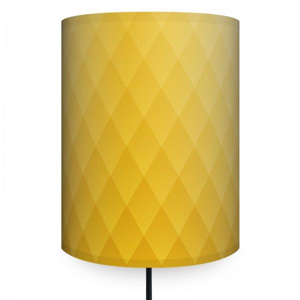 """anna wand Wandlampe Wandleuchte """"Raute"""" - Gelb"""