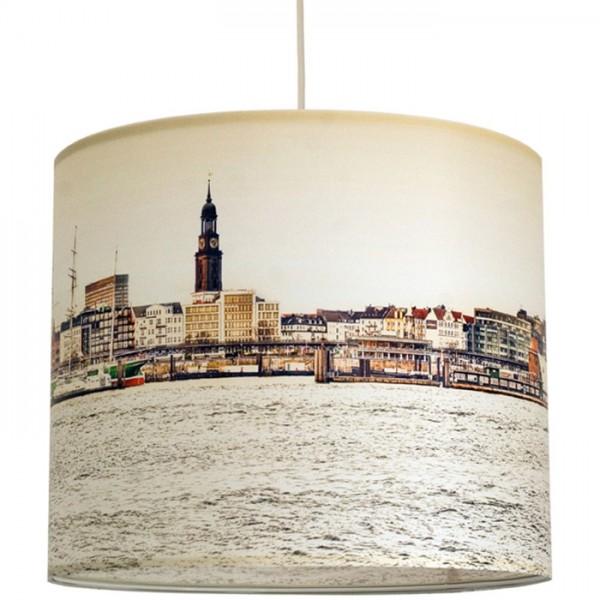 """anna wand Deckenlampe, Hängelampe """"Hamburg Elbe"""" - Beige"""